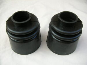 DKW AUTO UNION 1000 DIFFERENTIAL SPYDER RUBBER PROTECTOR SET NEW !!!!!!!!