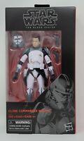 "Star Wars The Black Series Clone Commander Wolffe 6"" Figure"