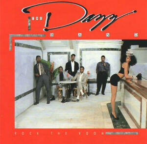 The Dazz Band - Rock The Room (CD-AlbumRCA 6928-2-R) 1988
