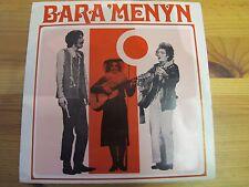 "WRE 1065 UK 7"" 45RPM 1969 BARA MENYN EP EX-"
