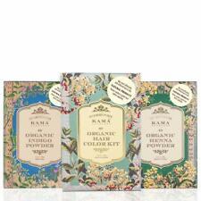 Kama Ayurveda Natural Organic Hair Color Kit for Men and Women