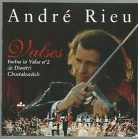 CD ANDRÉ RIEU  VALSES NO 2 DE DIMITRI CHOSTAKOVITCH    0920