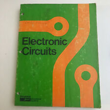 Vintage Electronic Circuits Heathkit Learning Publications Student Workbook