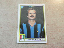 original FOOTBALL STICKERS PANINI FOOT 76 1976 Sandro MAZZOLA (Nr 363)