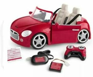 American Girl Red RC Sports Car NEW IN BOX for Julie Doll ,Joss SAME DAY SHIP!