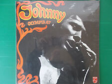 "LP JOHNNY HALLYDAY "" OLIMPIA 67 "" SIGILLATO SEALED LIMITED EDITION N°1489"