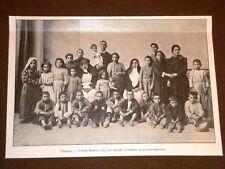 Terremoto in Calabria nel 1905 Palermo Padre Messina tra gli orfanelli