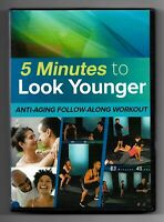 Anti-Aging Workout DVD - 5 Minutes to Look Younger (4 Discs Box Set)