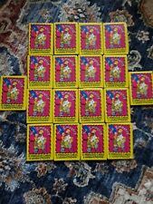 """18 Unopened Wax Pack 1990 Topps """"The Simpsons"""" 8 Cards Per Pack"""