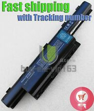 Battery For Gateway NS41I NS51I NV50A NV51B NV55C NV59C NV73A AS10D75 AS10D7E PC