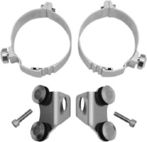 Memphis Shades Fork Deflectors Mounting Hardware Kit for Honda Yamaha Kawasaki