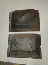 1966 66 67 FAIRLANE  convertible SHIELDS