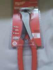 Milwaukee 7inch Nipping Pliers
