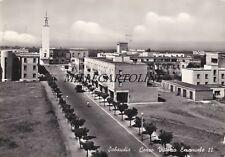 SABAUDIA: Corso Vittorio Emanuele II    1958