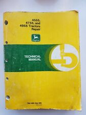 JOHN DEERE 4455 4755 4955 TRACTOR REPAIR MANUAL