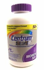 Centrum® Silver® Multi Vitamin Mineral Women 50+ 250 Tabs Breast Bone Health