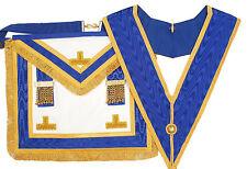 Masonic Craft Provincial full dress apron & collar