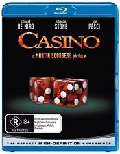 Casino - Region B - Blu-ray - Like New!