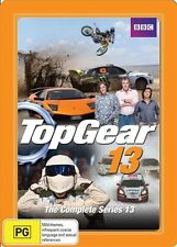 Top Gear Series 13 (Discs Only Comes in Blank Case ) DVD Region 4 (VG Condition)