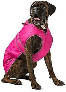 Ancol muddy paws stormguard x-large pink dog coat SALE