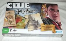 Clue Harry Potter Edition Parker Brothers NEW Sealed Mint