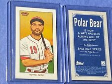 JOEY VOTTO 2020 Topps T-206 Series 2 POLAR BEAR Back SSP /37 Made REDS
