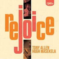 Tony Allen & Hugh Masekela - Rejoice - New CD Album