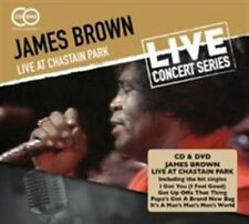 Live at Chastain Park 5018755508912 by James Brown CD With DVD