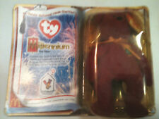 TY Millennium Bear, McDonalds Beanie, New in Original Package Error Oakbrook, Il
