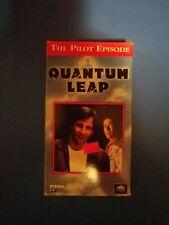 Quantum Leap - The Pilot Episode Vhs