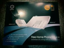 ooma core hub scout home phone voip system in box complete