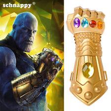 2018 Avengers 3 Thanos Infinity Gauntlet Marvel Legends Thanos Gauntlet Gloves