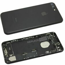 Rear Housing For iPhone 7 Plus Replacement Back Casing Panel Jet Black Assembly
