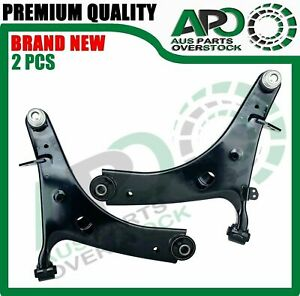 Front Lower Left & Right Control Arms Pair For SUBARU TRIBECA B9 2006-On