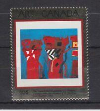 CANADA MNH STAMP SET 2001 ART CANADA CANADIAN ART 14TH SERIES SG 2097