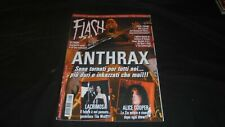FLASH metal magazine rivista 169/2003 ANTHRAX paul chain BATHORY lacrimosa