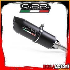 SCARICO GPR MOTO GUZZI GRISO 1100 1100CC 2005-2008 OMOLOGATO/APPROVED FURORE NER