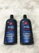 2 Suave Heritage Edition Thick & Full 2in1 Shampoo Conditioner 12 oz Rare BB18