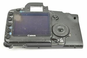 Canon 5D II Rear Back Cover With LCD Screen Repair Part