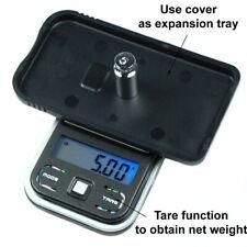 100g x 0.01g Digital Pocket Scale,  Mini High Precision Portable Jewelry Scale