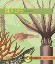 Dover Pictura Electronic Clip Art Ser.: Sea Life by Dover Publications Inc. Staf