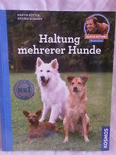 Haltung mehrerer Hunde, Martin Rütter, NEU - 9783440127582