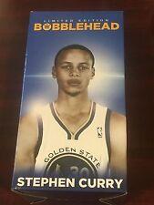 Brand New NIB* Stephen Curry Golden State Warriors MetroPCS Bobblehead SGA 2013