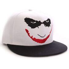 DC COMICS THE DARK KNIGHT - THE JOKER 'JOKE IS ON YOU' SNAPBACK CAP HAT (NEW)