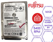 Fujitsu, 160GB, 5400rpm, MHZ2160BH (2410/3)