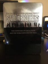 Band of Brothers Dvd 6 Disc Set Collectors Tin Case