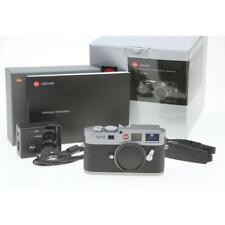 Leica M9 Digital Rangefinder Camera Body (Gray) 10705 Steel Gray Updated Sensor