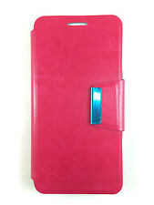 COVER CASE SONY XPERIA Z3 COMPACT MINI SUSTAINABLE WITH CLOSURE OF MAGNETIC PINK