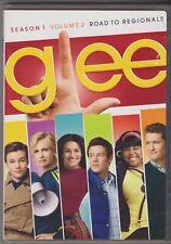 Glee: Season 1, Vol. 2 - Road to Regionals (DVD, 2010, 3-Disc Set)