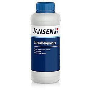(17,80€/L)  Jansen Metallreiniger 5l